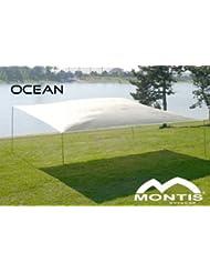 MONTIS OCEAN, carpa tamaño muy grande, aprox. 5 x 6 m, 4,9 kg