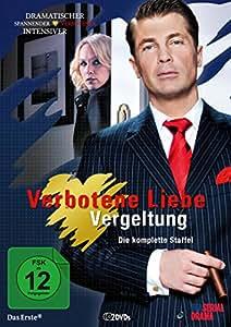 Verbotene Liebe - Vergeltung: Die komplette Staffel 2 DVDs