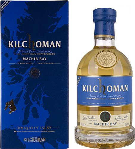 Kilchoman Machir Bay Scotch Whisky, Whisky Ecossais, 70 cl