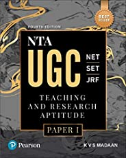 NTA UGC NET/SET/JRF: Teaching & Research Aptitude Paper 1 | By Pea