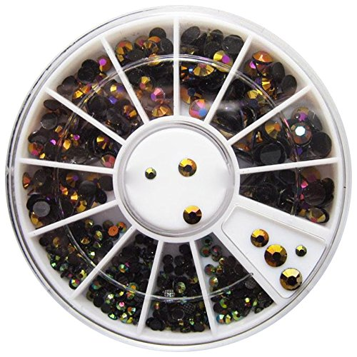 Carrousel STRASS VINTAGE NAIl ART - 720 pcs