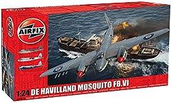 Airfix 1:24 Scale De Havilland Mosquito FBVI Model Kit