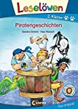 Leselöwen 2. Klasse - Piratengeschichten