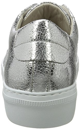 Gabor Fashion, Sneakers Basses Femme Gris (argento 40)
