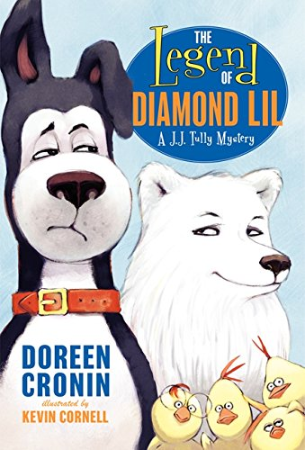 The Legend of Diamond Lil: A J.J. Tully Mystery (J.J. Tully Mysteries)