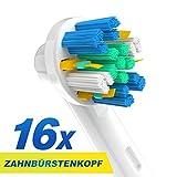 CARETIST Tiefenreinigung für Oral B Elektrische Zahnbürsten