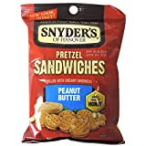 Snyder's Hot Buffalo Wings Pretzel Pieces 125g - 10 pack