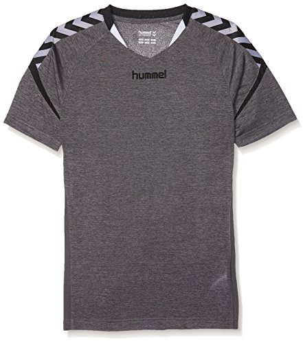 hummel Unisex Kinder AUTH. Charge SS Poly Jersey -