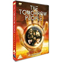 The Tomorrow People - Series 6, 7 & 8 - Complete