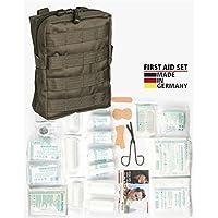 "G8DS® Erste-Hilfe-Set ""Leina"" Pro Oliv 43-tlg Camping First Aid Kit preisvergleich bei billige-tabletten.eu"