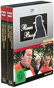 Pfarrer Braun: Gesamtpaket (Adel vernichtet / Bruder Mord / Der Fluch der Pröpstin / Das Skelett in den Dünen / Ein verhexter Fall / Der siebte Tempel) [6 DVDs]