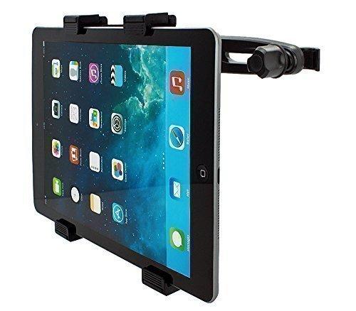 mobilefox® 360° KFZ Kopfstützen Halterung Sitzhalterung Halter für Tablet Apple iPad/Air / Mini