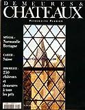 DEMEURES ET CHATEAUX [No 120] du 01/06/2000 - NORMANDIE - BRETAGNE - SUISSE - IMMOBILIER / 250 CHATEAUX ET DEMEURES A TOUS LES PRIX...
