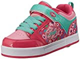 Heelys X2 Thunder, Zapatillas Niñas, Rosa (Berry / Light Pink / Mint), 35 EU