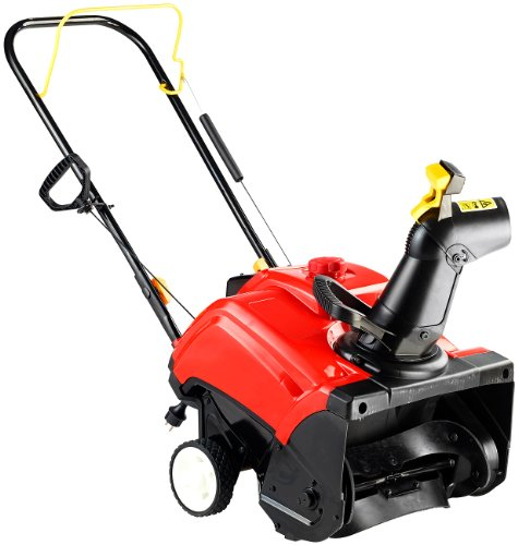 AGT Benzin Schneefräse: Motor-Schneefräse SB-420.b, 2 kW (2,8 PS), 46 cm Räumbreite (Motor Schneeräumer)