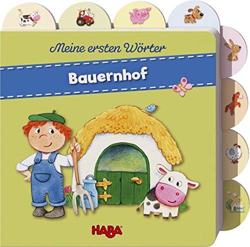 Meine ersten Wörter -: Bauernhof