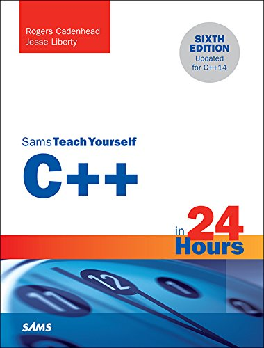 C++ in 24 Hours, Sams Teach Yourself: C++ 24 Hour Sams ePub _6 ...