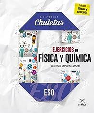 Ejercicios física y química para la ESO par  Tejero  David / Unturbe  María Carmen