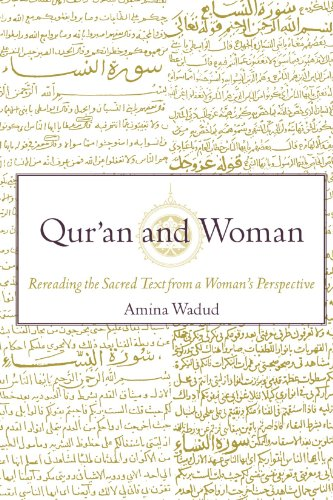 Qur\'an and Woman: Rereading the Sacred Text from a Woman\'s Perspective