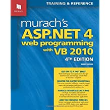 Murach's ASP.NET 4 Web Programming with VB 2010 by Anne Boehm (2011-03-21)