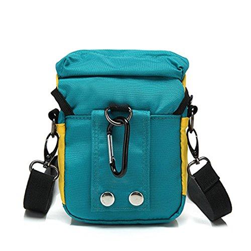 Wewod Neue Kreative Mode der kleinen Taschen Schultertasche Gürteltasche Hüfttasche Bum Bag Bauchtasche (Gelb) Gelb