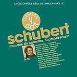 La discothèque idéale de Diapason, vol. 9 / Schubert : Musique de chambre.