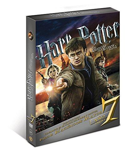 Harry Potter Y Las Reliquias De La Muerte Parte 2. Nueva Edición Con Libro [DVD]