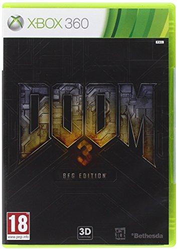 Bethesda Doom 3 BFG, XBOX 360 - Juego (XBOX 360, Xbox 360, FPS (Disparos en primera persona), M (Maduro))
