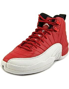 Nike Jungen Air Jordan 12 Retro Bg Basketballschuhe
