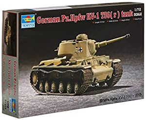 Faller - Maqueta de Tanque Escala 1:72 (9580208072654)