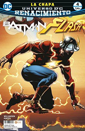 Batman/ Flash: La chapa O.C.: Batman/Flash: La chapa 4 por Tom King
