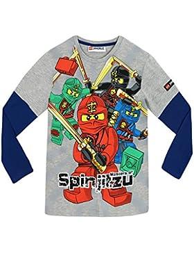 LEGO Ninjago - Camiseta para niño Ninjago