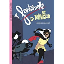 Fantômette 08 - Fantômette et la télévision