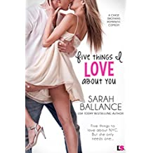 Five Things I Love About You (Chase Brothers Book 1)