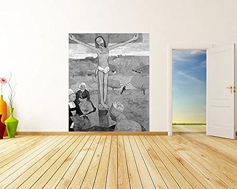 Bilderdepot24 pajetée peint photo autocollant - autoadhésif Paul Gauguin - Vieux Maître Art Peinture