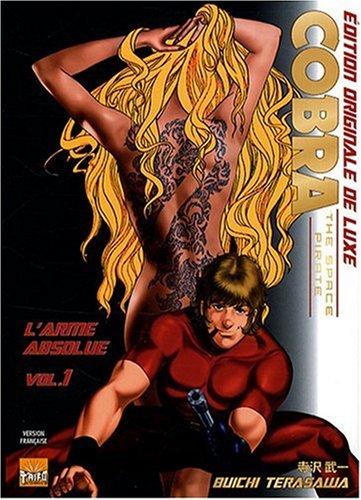 Cobra Edition originale L'arme absolue Tome 1