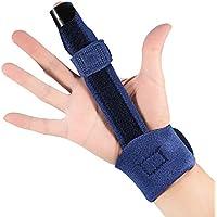 Finger Schiene Finger Splint Finger Extension Splint für Metacarpal Fraktur Heilung Mallet Fingerstütze preisvergleich bei billige-tabletten.eu