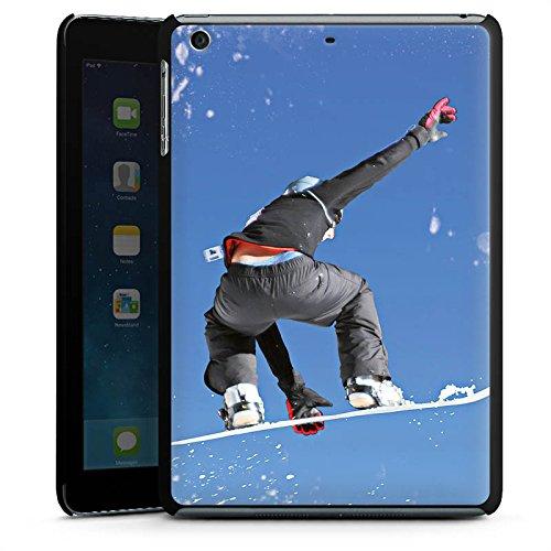 DeinDesign Apple iPad Mini 3 Hülle Schutz Hard Case Cover Snowboard Sprung Wintersport -