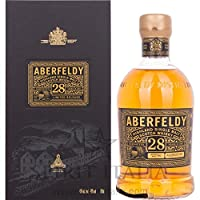 Aberfeldy 28 Years Old The Gold of Pitilie Limited Release GB 40,00 % 0.7 l. by Verschiedene