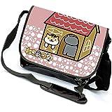 YOYOSHome Anime Neko Atsume Cosplay Messenger Bag Schultertasche Handtasche Rucksack Crossbody Tote...