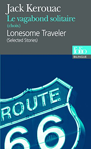 le-vagabond-solitaire-choix-lonesome-traveler-selected-stories-folio-bilingue