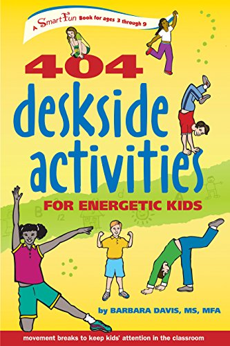 404 Deskside Activities for Energetic Kids: A Smart-fun Book (Smartfun Activity Books)