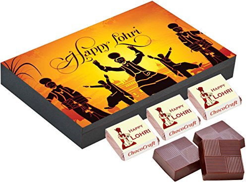 CHOCOCRAFT ,Best gift for Lohri , 12 Chocolate Gift Box , Lohri items