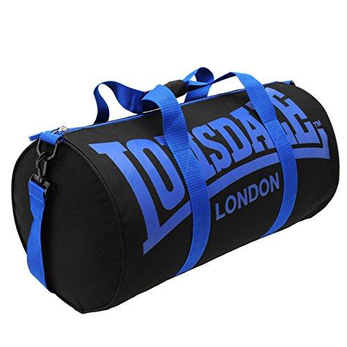 Lonsdale - Sac De Sport Bleu - H26 X L52 X D26Cm