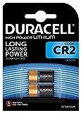 Duracell High Power Lithium CR2 Batterie 3V ((CR15H270) entwickelt für die Verwendung in Sensoren, schlüssellosen Schlössern, Blitzlicht und Taschenlampen, 2er-Packung)