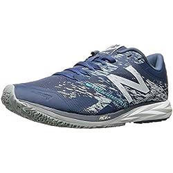 New Balance WSTRO, Zapatillas de Running para Mujer, Azul (Navy), 40 EU