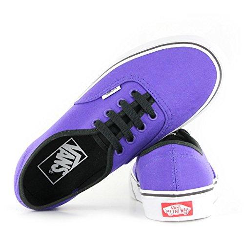 Vans Authentic T Pop Purple Kids Trainers Purple