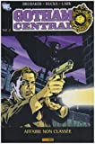 Gotham Central, Tome 2 - Affaire non classée