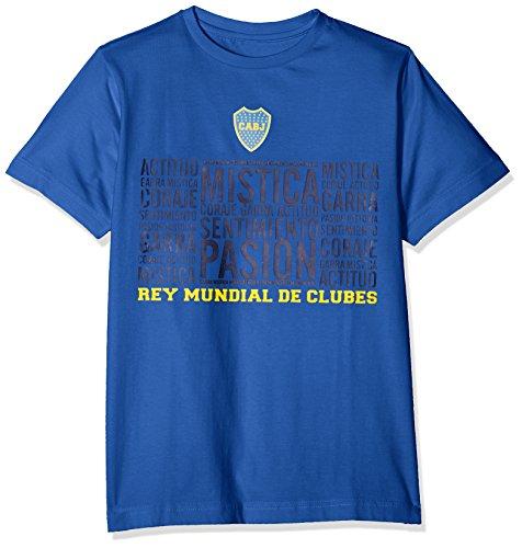 Boca Juniors Mistica T-Shirt Fußball XXL blau -