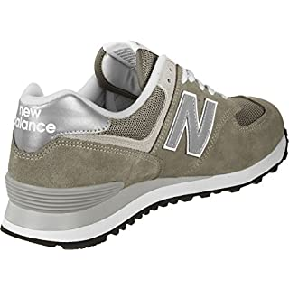 New Balance 574 Herren Sneaker Grau
